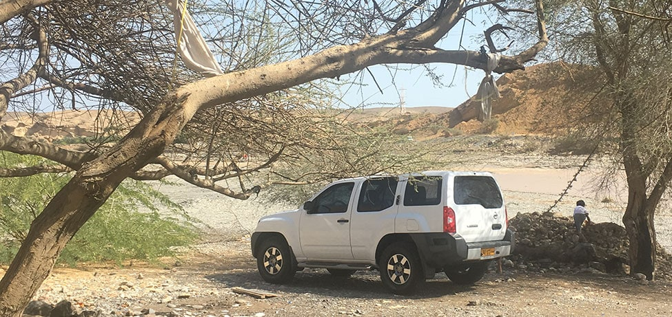 emigrate Oman my own car
