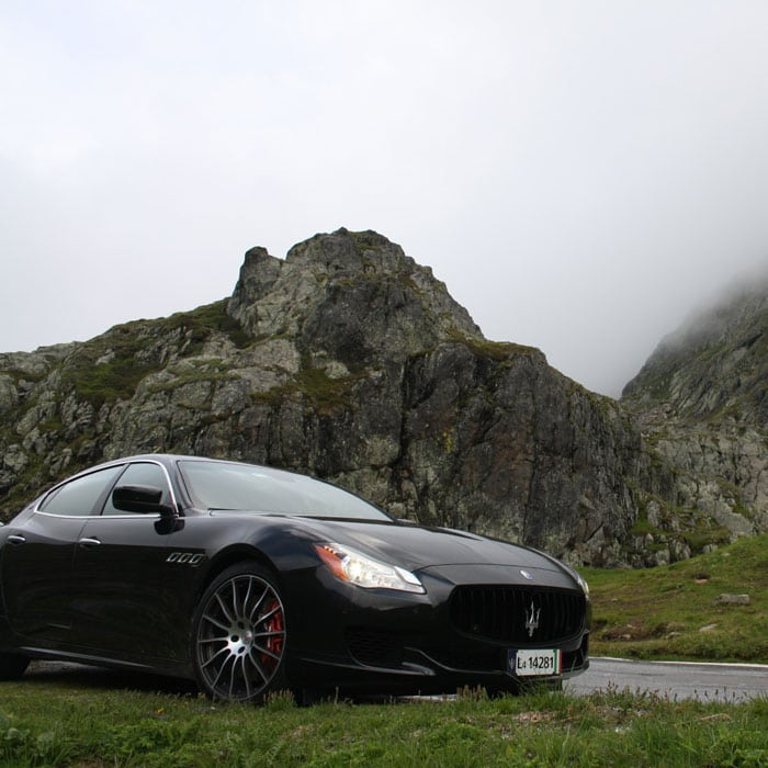 Maserati Quattroporte GTS - A Gentleman with 530 PS 3