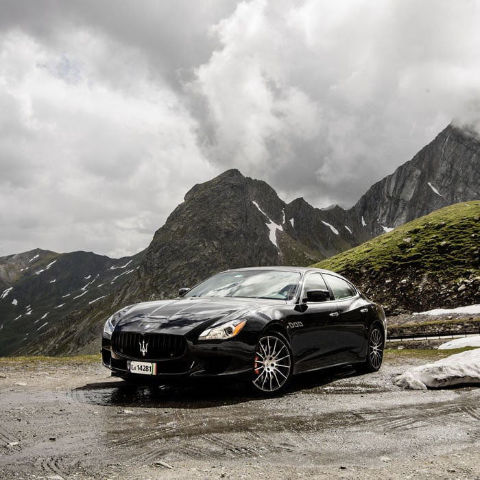 Maserati Quattroporte GTS - A Gentleman with 530 PS 2