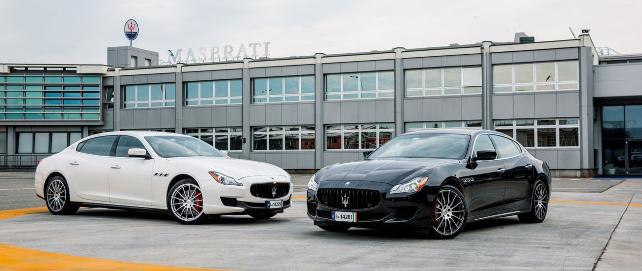 Maserati Quattroporte GTS - A Gentleman with 530 PS 1