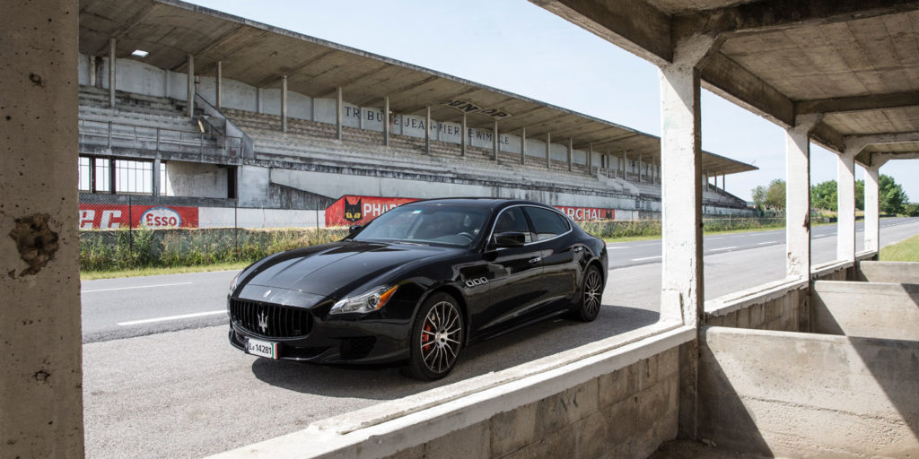 Maserati Quattroporte GTS - A Gentleman with 530 PS 5