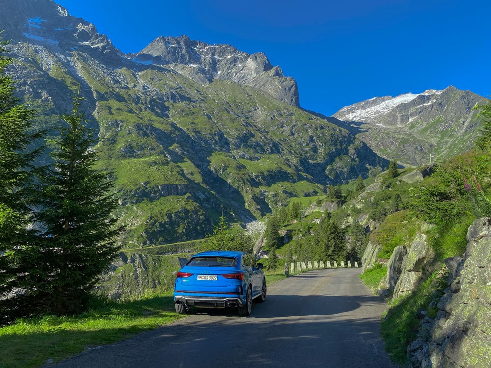 Chedi-andermatt-james-on-roadtrip-audi-re-q3-sportback-low