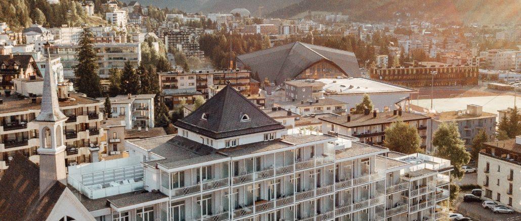Good Vibrations at Hard Rock Hotel Davos 51