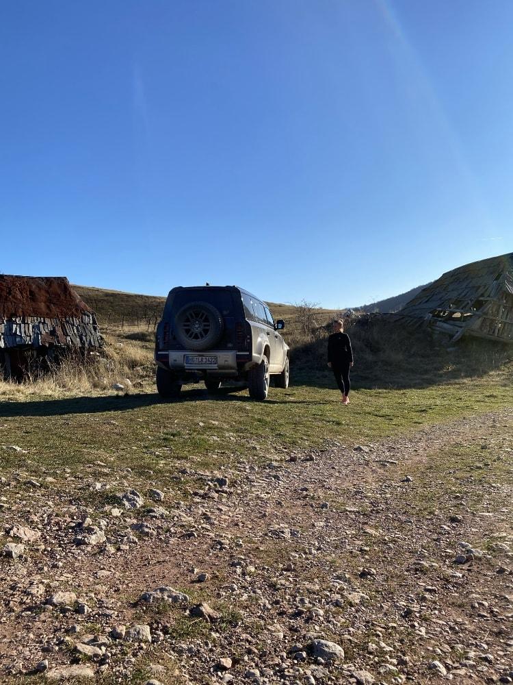 So close to heaven - In The Mountain Village Lukomir 8
