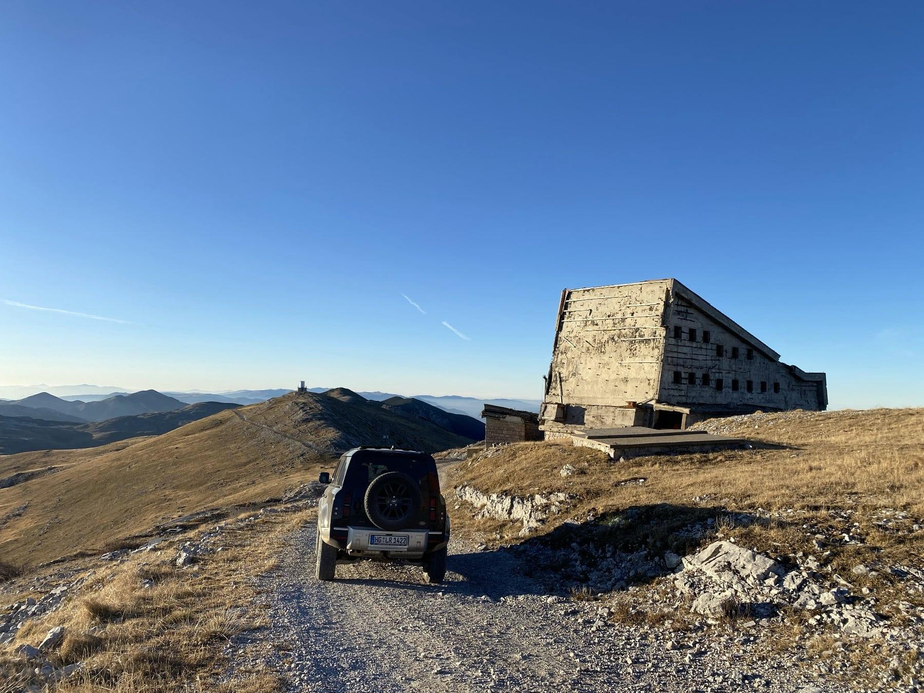 So close to heaven - In The Mountain Village Lukomir 5