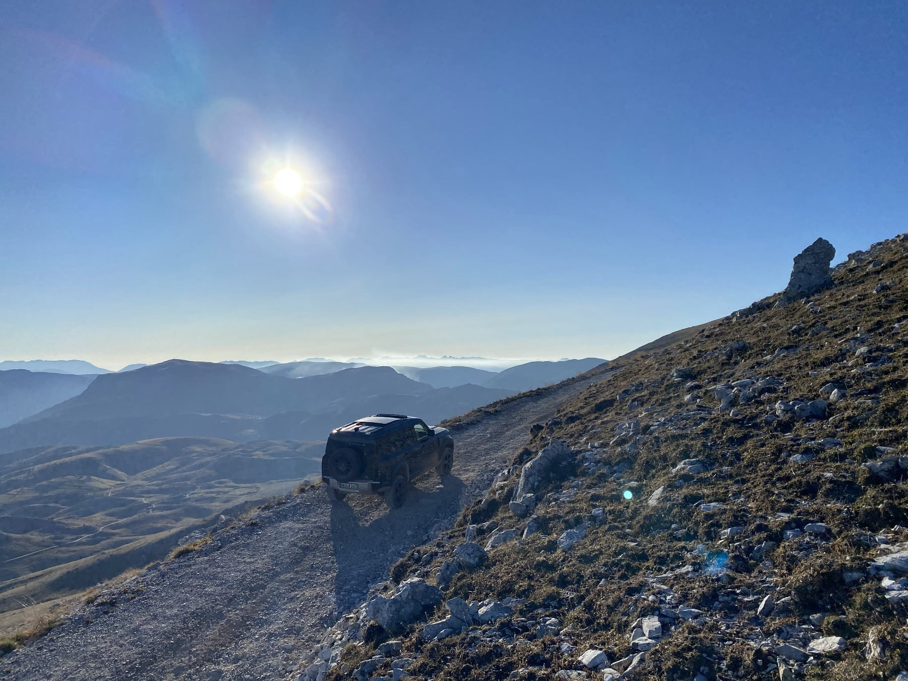 So close to heaven - In The Mountain Village Lukomir 1