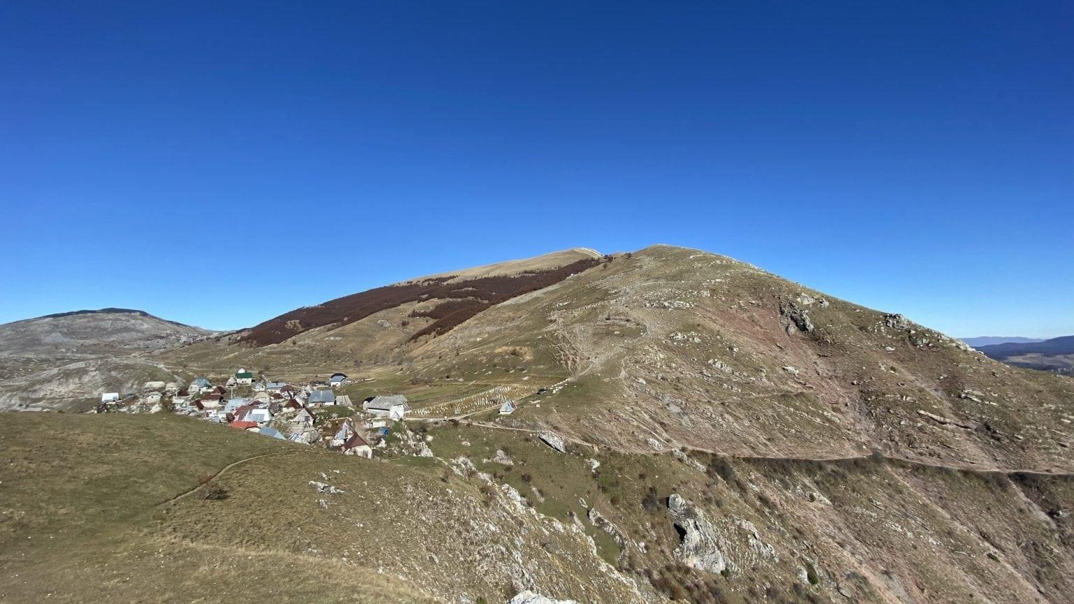 So close to heaven - In The Mountain Village Lukomir 10