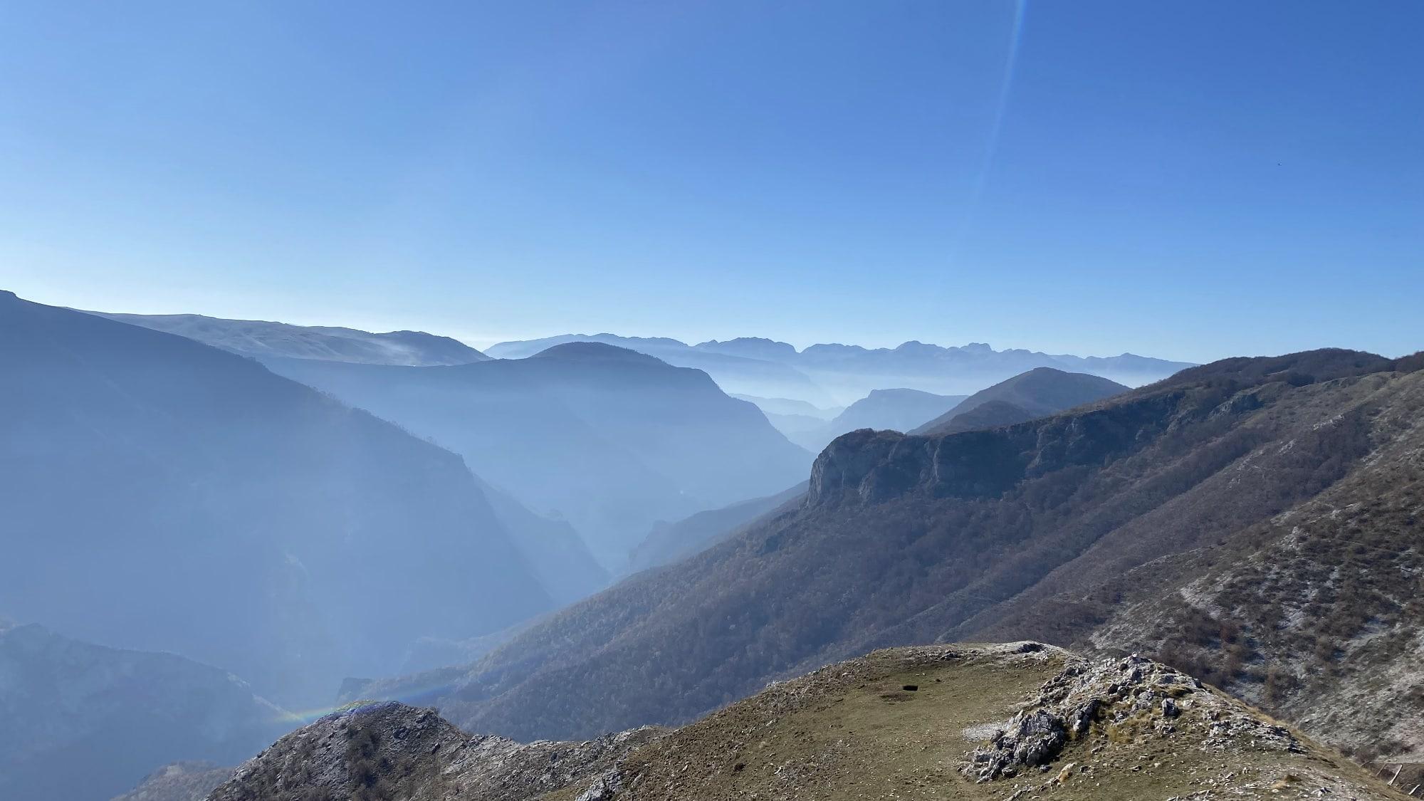 So close to heaven - In The Mountain Village Lukomir 14