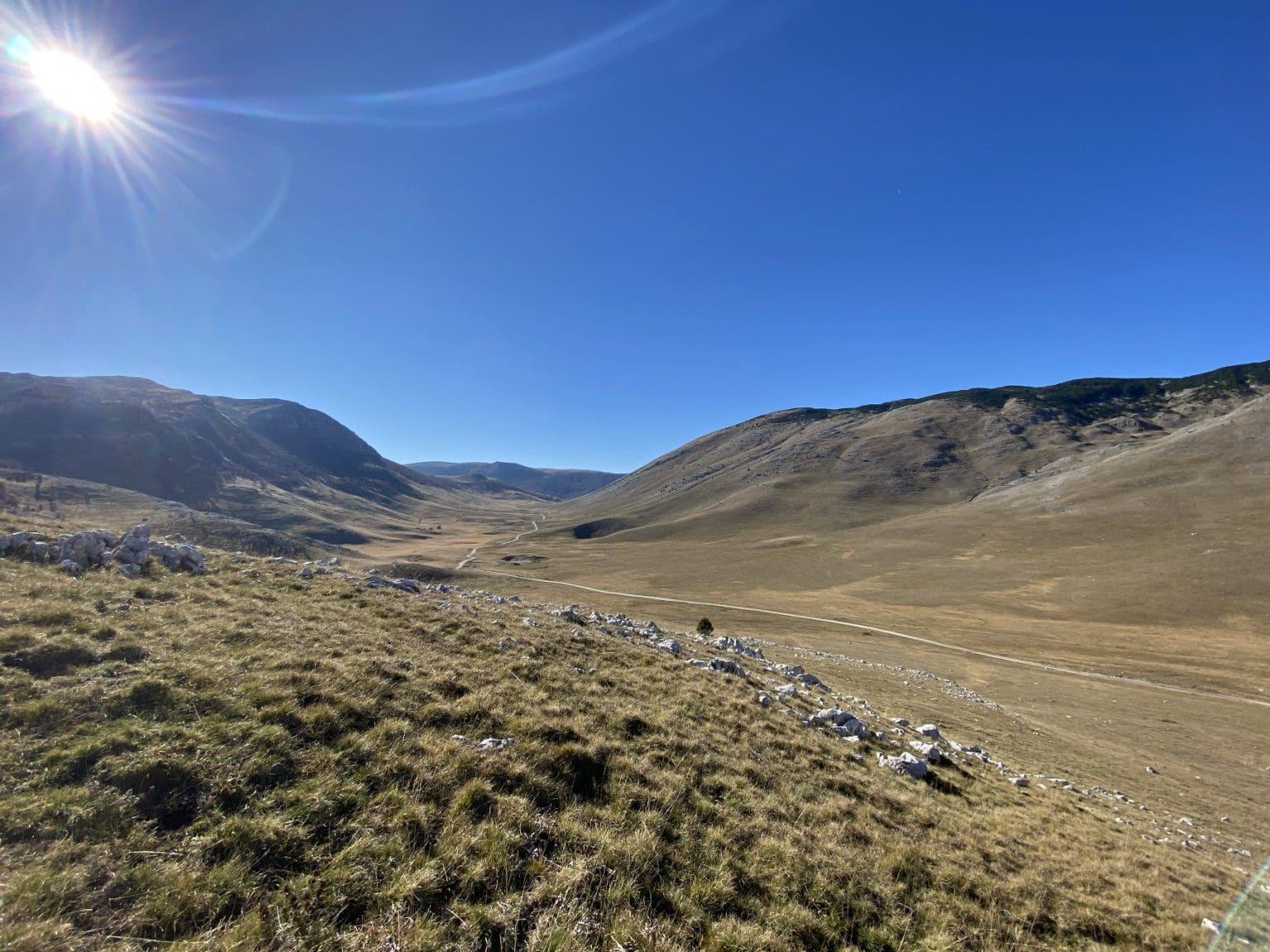 So close to heaven - In The Mountain Village Lukomir 6