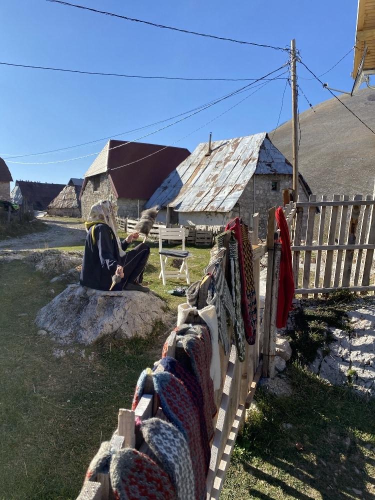 So close to heaven - In The Mountain Village Lukomir 7