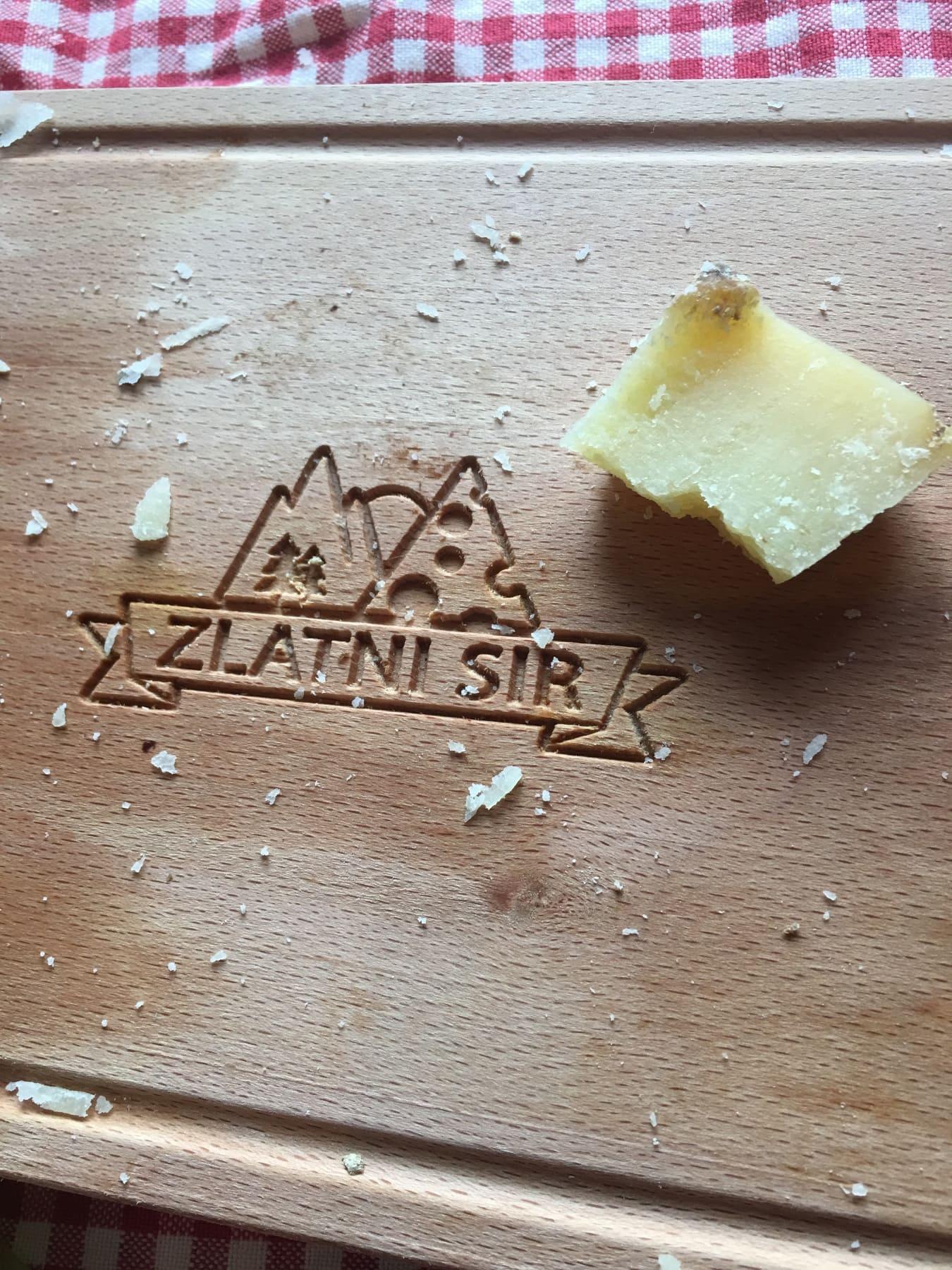 Swiss Cheese Made in Bosnia and Herzegovina 14