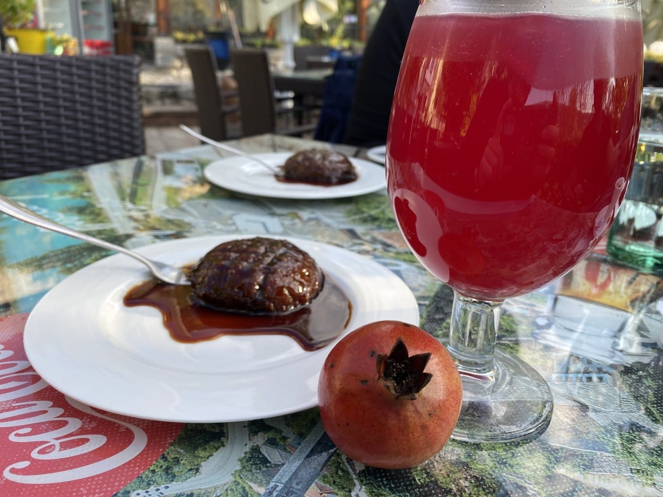 Pomegranates, Figs and Co. - In the paradise of the Balkans 6
