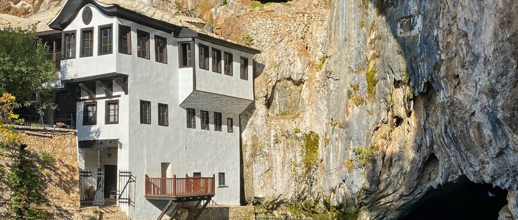Blagaj - In the Holy Place of Love 1