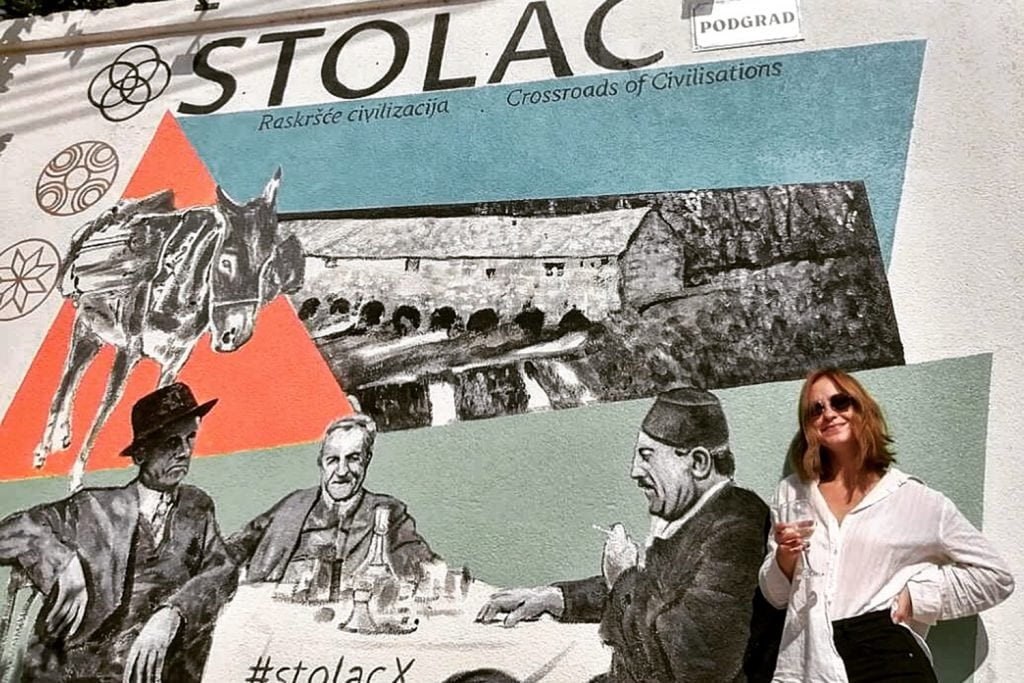 From the Ice Lake to the Sunny Village of Stolac 1
