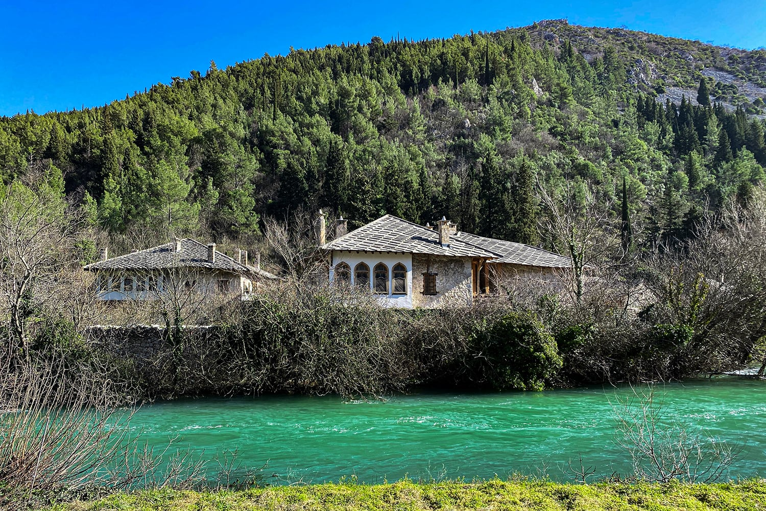 From the Ice Lake to the Sunny Village of Stolac 17