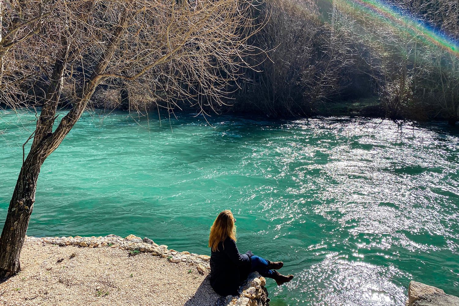 From the Ice Lake to the Sunny Village of Stolac 21